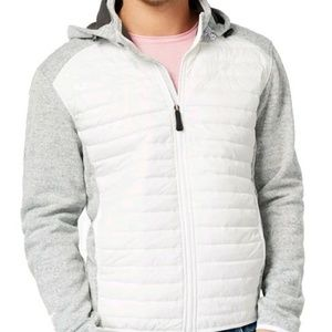 MSRP $175 Point zero puffer hoodie polyester